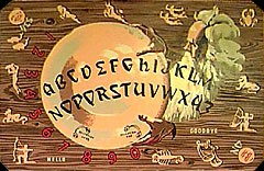 Father Time Talking Board